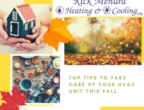 Top Tips To Take Care Of Your HVAC Unit This Fall